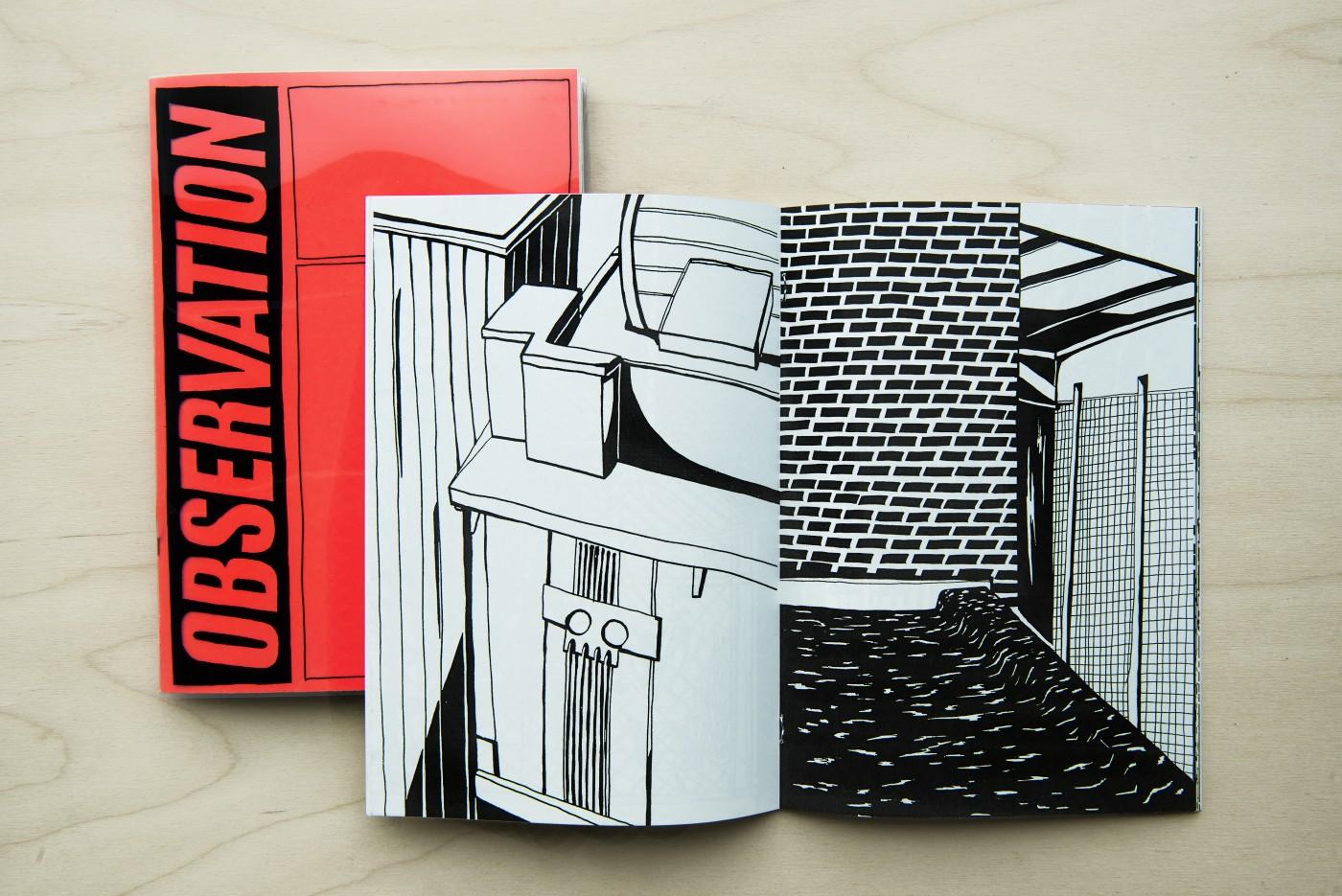 observation book