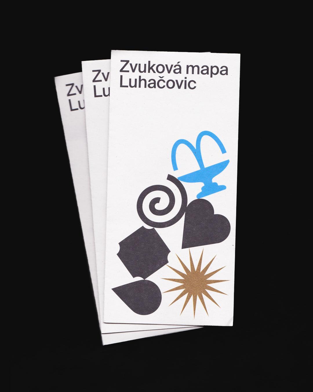 Zvuková mapa Luhačovic